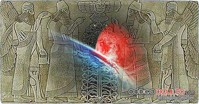 Los Anunnaki y la Historia prohibida la Humanidad