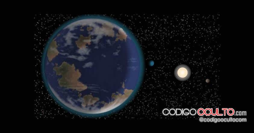 Astrónomos descubren una posible