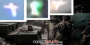 ¿Señales de Dios? Misteriosas cruces luminosas aparecen en zonas de guerra
