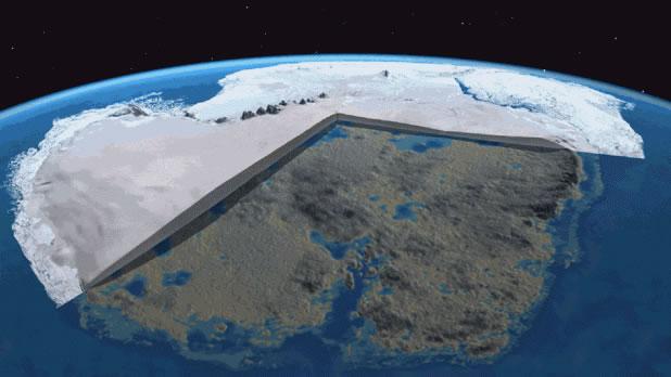 En un pasado distante la Antártida pudo haber tenido un clima cálido. Partículas de polen halladas allí sugieren que pudo haber sido así.