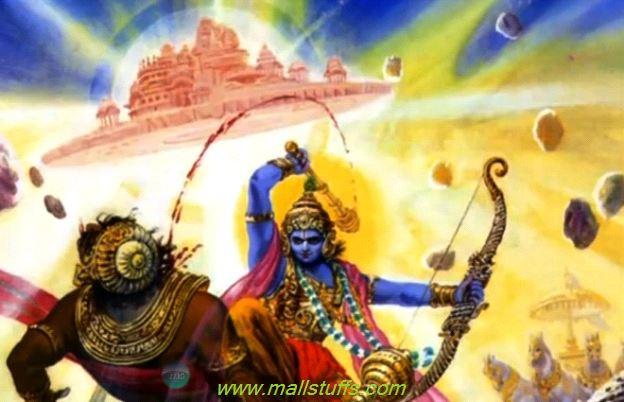Los dioses en la antigua India y los Vimanas