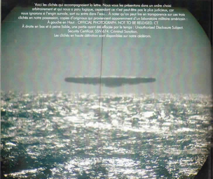 Se registran más avistamientos OVNIs en los océanos