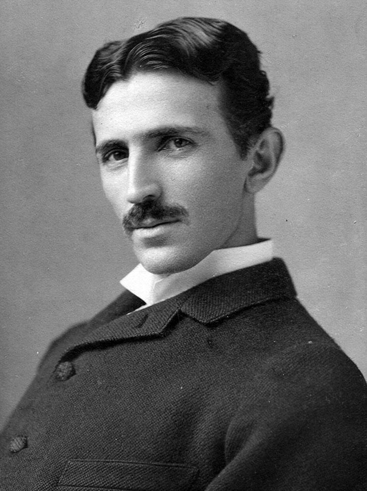 Nikola Tesla y su sorprendente visión de las matemáticas.