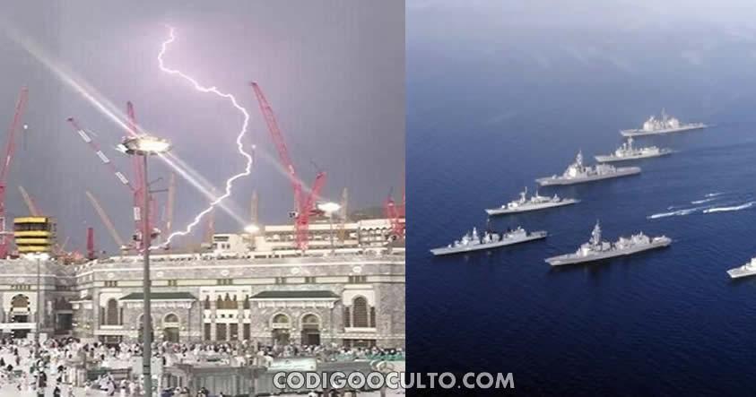 """Rusia inicia el traslado del arma """"Arca de Gabriel"""" de Arabia Saudita a la Antártida"""