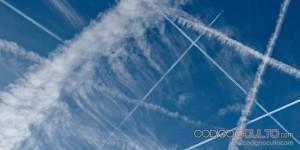 Las estelas de avión pueden estar creando Geoingeniería de manera accidental