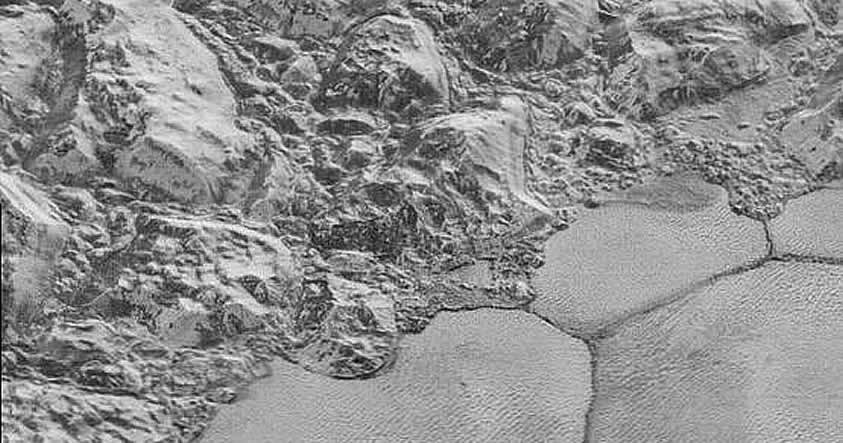 Plutón visto como nunca antes… Reciente imagen de New Horizons revela detalles no conocidos