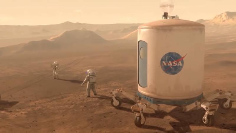 Ex Funcionaria de NASA: «Yo he visto humanos en Marte»
