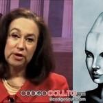 """Ex-trabajadora del Banco Mundial: """"Seres de cráneo alargado manejan el mundo"""""""
