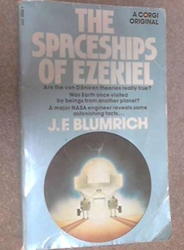 """Libro """"Las naves espaciales de Ezequiel"""""""