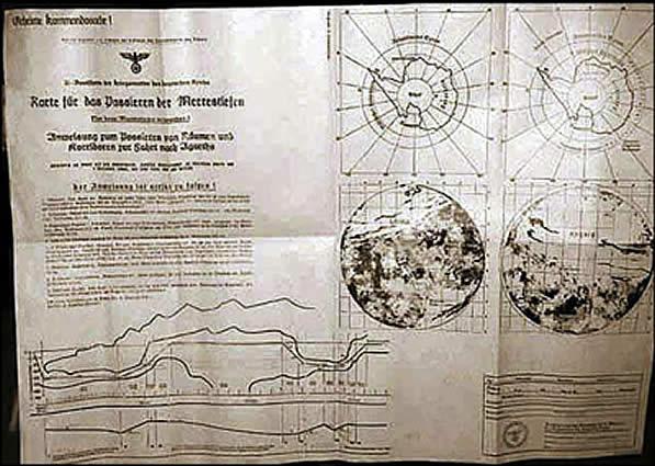 Mapa secreto Nazi