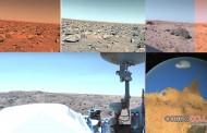 Marte, el planeta rojo ¿realmente es rojo?
