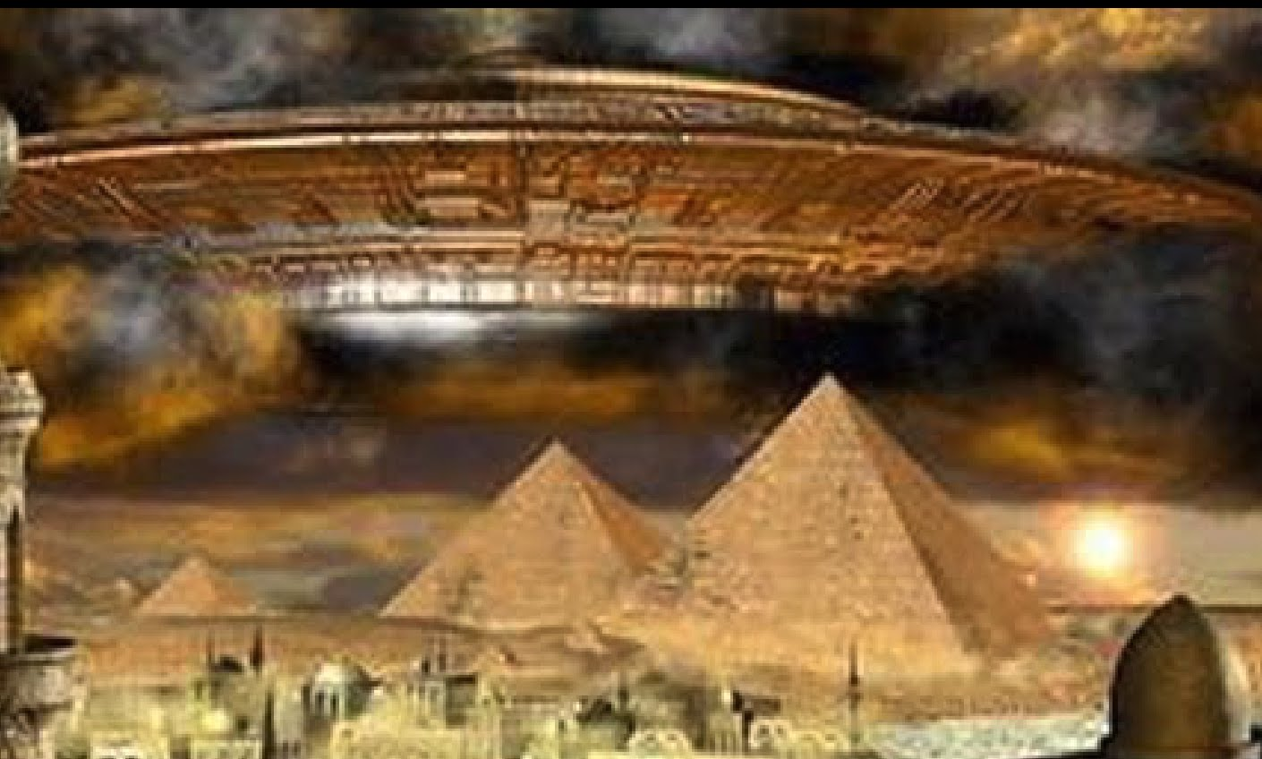 Dioses Extraterrestres