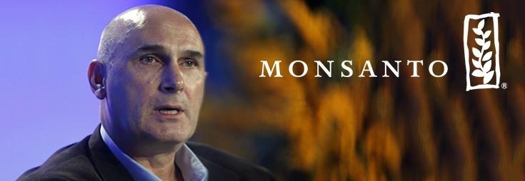 Hugh Grant, CEO de Monsanto