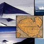 Pirámides en la Antártida: La sugerencia no aceptada de una historia muy distinta
