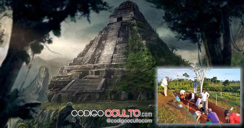 Hallazgo arqueológico en Brasil comparable en complejidad con las Pirámides de Egipto