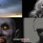 Brujas, fantasmas, vampiros y extraterrestres fueron reportados a la Policía de Gales del Norte en los últimos años