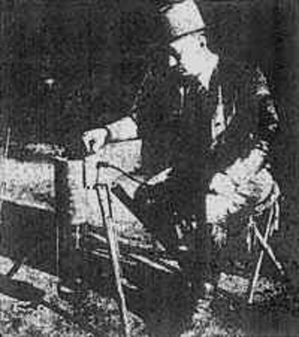 George Warren Shufelt