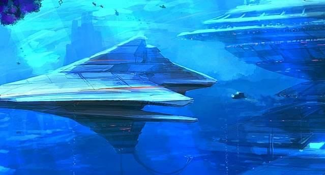 Las profundidades inexploradas de los océanos podrían albergar todo tipo de escenarios que de conocerlos aclararían muchos misterios.