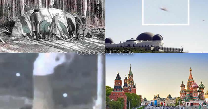 """Rusia: """"¡Los OVNIs son reales y sabemos cómo convocarlos!"""""""