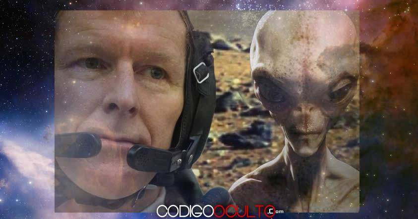 Astronauta Tim Peake: «Extraterrestres son reales y pronto los descubriremos»