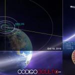 Misterioso objeto pasará cerca de la Tierra en 2017. Científicos no saben lo que es