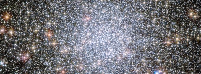 Los cúmulos globulares podrían albergar civilizaciones inteligentes.