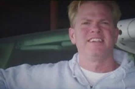 El Doctor Christopher David Robert, el primero de los tres investigadores del cáncer presuntamente asesinados.