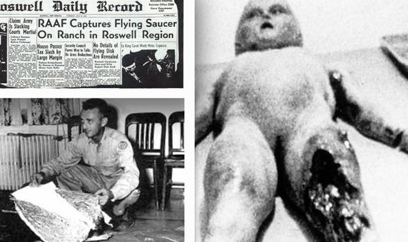 El incidente de Roswell, un caso que sigue y seguirá fascinando a todos, se podría confirmar.