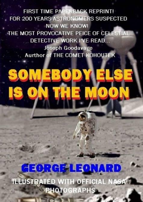 """""""Alguien más está en la Luna"""" de George Leonard"""