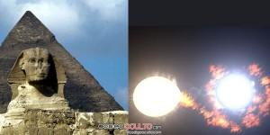 Astrónomos del antiguo Egipto describieron las variaciones de brillo de la estrella Algol