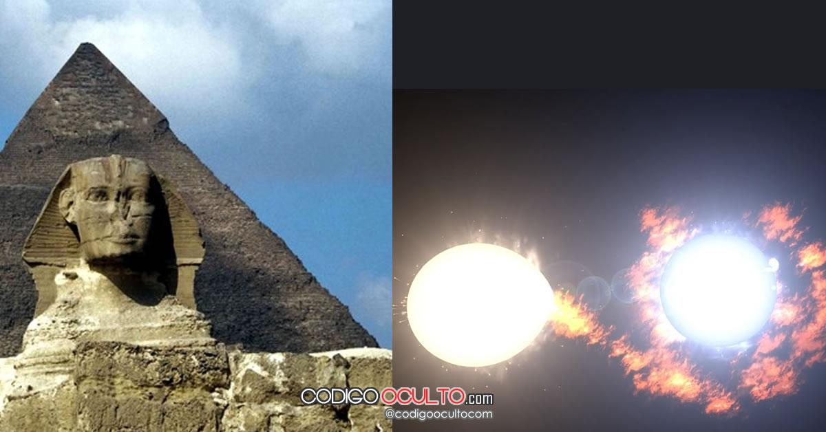 Astrónomos del antiguo Egipto detallaron perfectamente el comportamiento de la estrella Algol