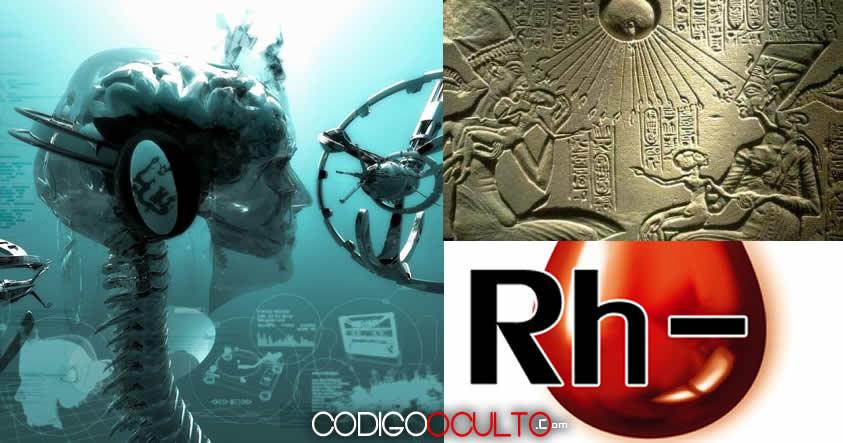 Factor RH negativo: Extraterrestres manipularon genéticamente a la humanidad