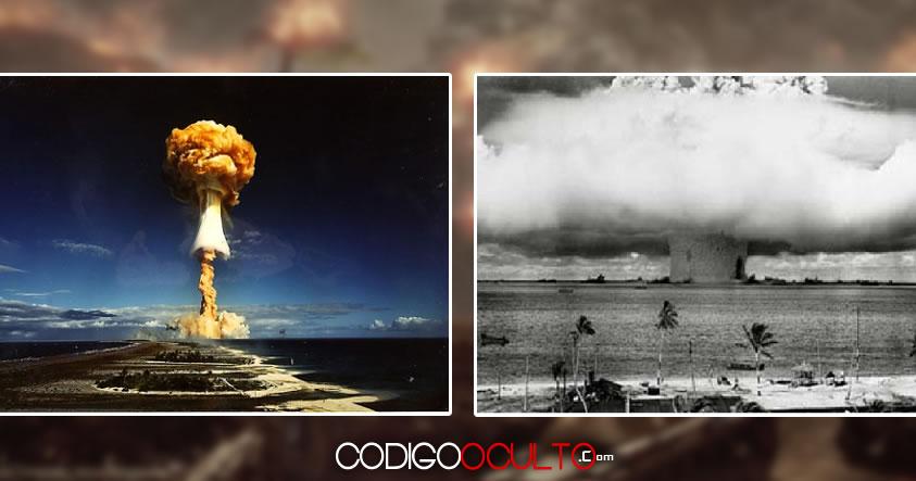 ¿En qué se diferencia una bomba atómica de una bomba de hidrógeno?