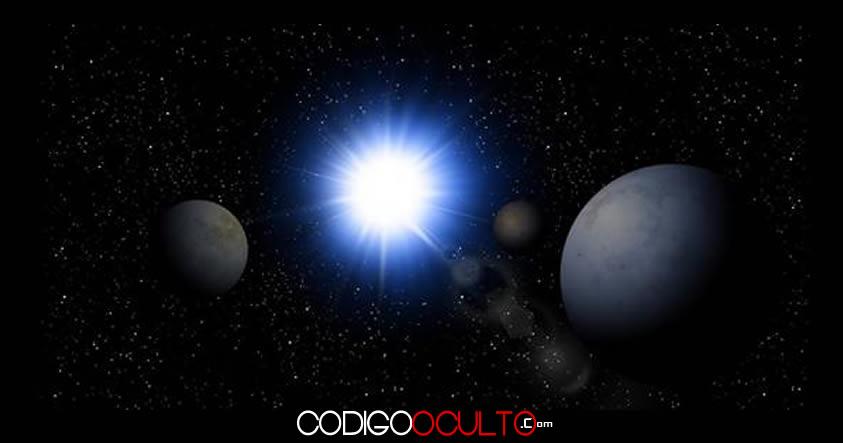 Investigadores descubren dos planetas contiguos orbitando una estrella mediana