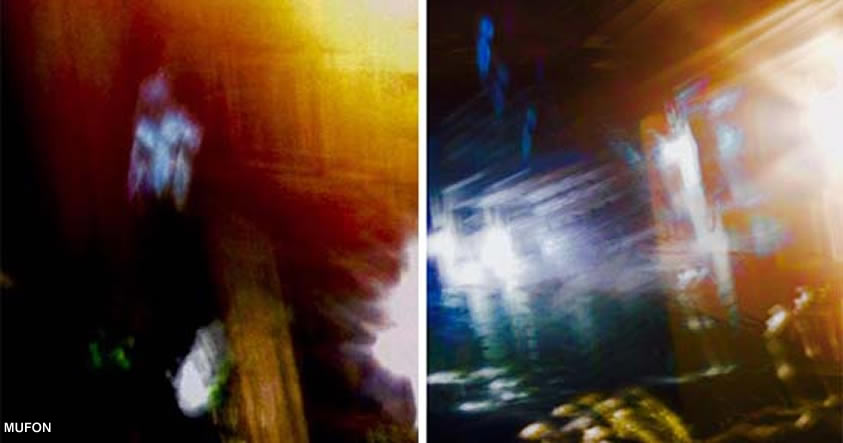 MUFON: Mujer asegura haber fotografiado un extraterrestre antes de abducirla