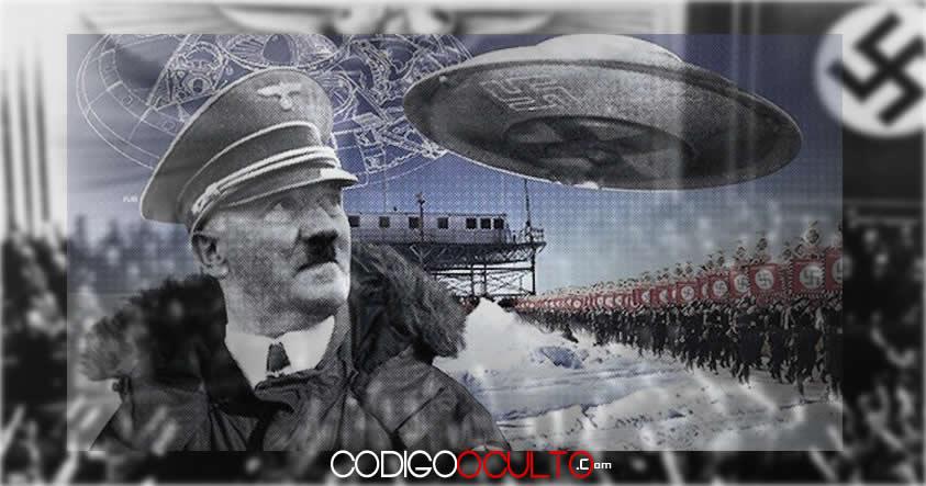 Existen bases subterráneas del Imperio Nazi en la Antártida, afirma autor