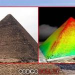 Científicos encuentran partículas de energía dentro de Pirámide de Keops