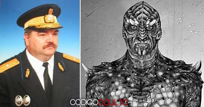 Emil Strainu: Un general de Rumania que confirmó la existencia de Reptilianos