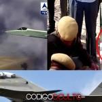 """Avión de combate de la India derriba un """"OVNI"""" que detectó en su radar"""