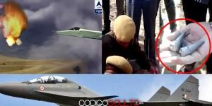 Avión de combate de la India derriba un