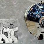 Misión Apolo 10 captó «música rara» durante su paso por el lado oscuro de la Luna