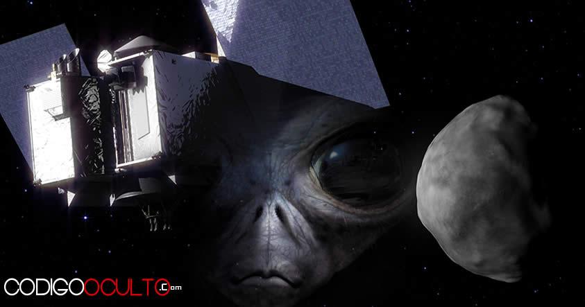 La «Galería de Arte» que NASA enviará a un asteroide ¿para los alienígenas?