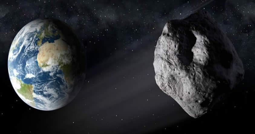 Un asteroide del tamaño de una cancha de baloncesto se aproxima a la Tierra