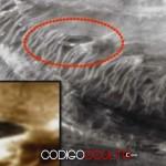 ¿Vida en Marte? Descubren una posible «base militar» en el planeta rojo