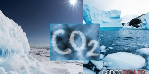 Hielo antártico es más vulnerable al dióxido de carbono de lo esperado