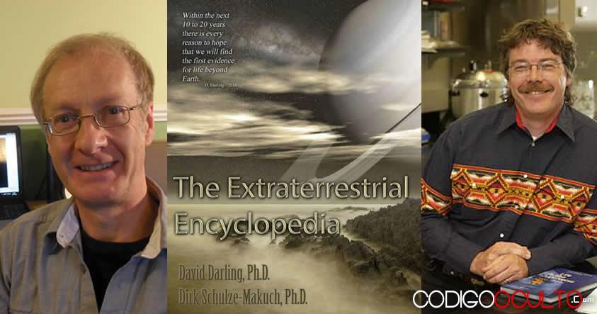 Renombrados científicos publican «La Enciclopedia Extraterrestre»