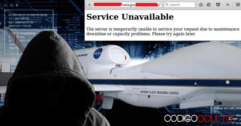 AnonSec asegura haber hackeado la red de la NASA y conseguir 276 GB de datos