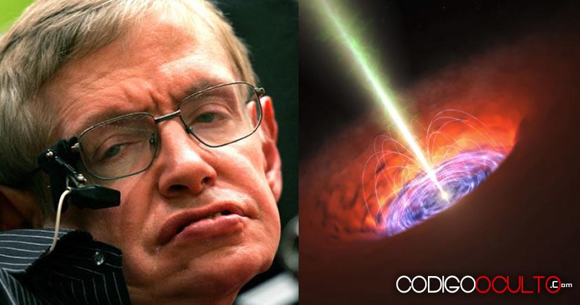 Profesor Hawking propone abastecer de energía a la Tierra con mini agujeros negros