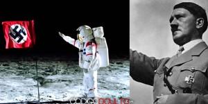 ¿Hitler el primer hombre en la Luna? Misiones espaciales secretas nazis reveladas