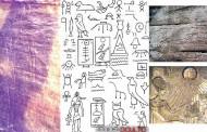 Reescribir la historia: Hallan jeroglíficos egipcios de 5000 años de antigüedad en Australia